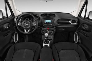 Jeep Renegade Armaturentafel