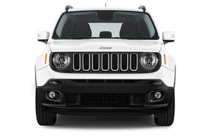 Jeep Renegade Frontalansicht