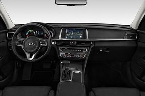 KIA Optima Plug-in-Hybrid Armaturentafel