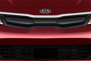 KIA Optima Plug-in-Hybrid Kühlergrill