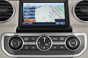 Land Rover Discovery Audioanlage