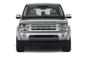 Land Rover Discovery Frontalansicht