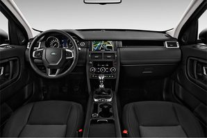 Land Rover Discovery Sport Armaturentafel