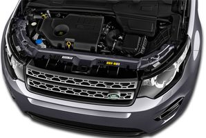 Land Rover Discovery Sport Motoransicht