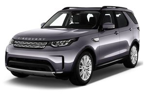 Land Rover Discovery schräge Frontalansicht