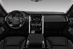 Land Rover Discovery Armaturentafel