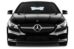 Mercedes CLA Shooting Brake Frontalansicht