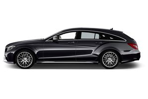 Mercedes CLS Shooting Brake Seitenansicht