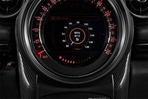MINI Countryman Audioanlage
