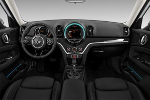 MINI Countryman Armaturentafel