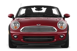 MINI Roadster Frontalansicht