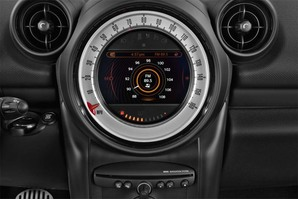 MINI Paceman Audioanlage