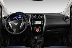 Nissan Note Armaturentafel