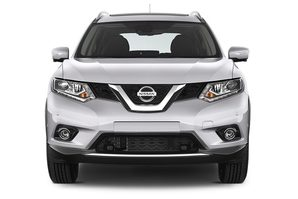 Nissan X-Trail N-Vision Frontalansicht