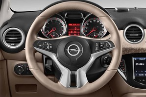 Opel Adam Open Air Lenkrad