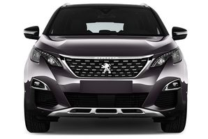 Peugeot 3008 Frontalansicht