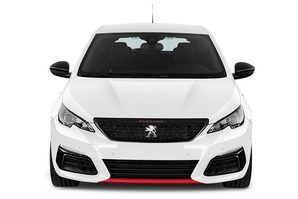 Peugeot 308 GTi Frontalansicht
