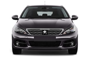 Peugeot 308 SW Frontalansicht