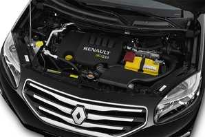Renault Koleos Night and Day  Motoransicht