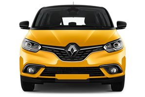 Renault Scenic Frontalansicht
