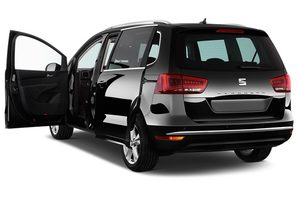seat alhambra neuwagen bis 29 rabatt. Black Bedroom Furniture Sets. Home Design Ideas
