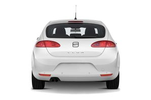 Seat Leon Copa Reference Heckansicht