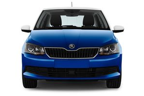 Skoda Fabia Limousine Cool Edition Frontalansicht