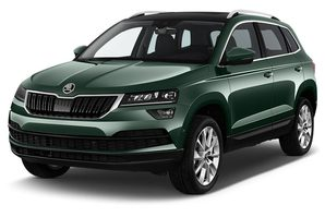 skoda karoq 2018 bis zu 16 rabatt. Black Bedroom Furniture Sets. Home Design Ideas
