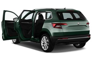 skoda karoq neuwagen bis 15 rabatt. Black Bedroom Furniture Sets. Home Design Ideas