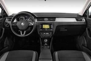 Skoda Rapid Spaceback Joy Armaturentafel
