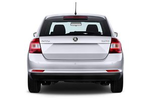 Skoda Rapid Spaceback Joy Heckansicht