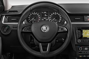 Skoda Rapid Spaceback Joy Lenkrad