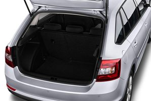 Skoda Rapid Spaceback Joy Kofferraum