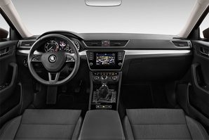 Skoda Superb Armaturentafel