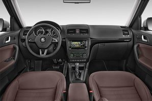 Skoda Yeti Adventure Armaturentafel