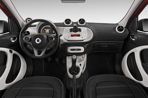 Smart forfour Armaturentafel
