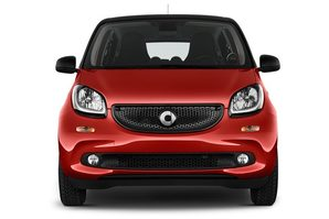 Smart forfour Frontalansicht