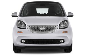 Smart fortwo coupé Frontalansicht
