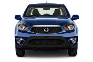 Ssangyong Actyon Sports Frontalansicht