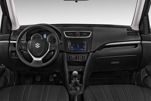 Suzuki Swift Armaturentafel