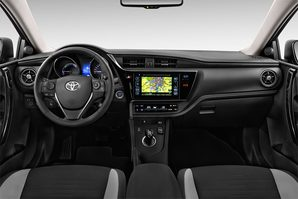 Toyota Auris Touring Sports Armaturentafel
