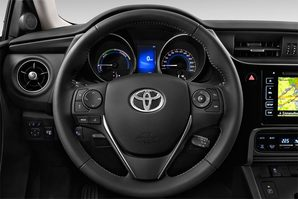 Toyota Auris Touring Sports Lenkrad
