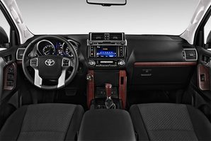 Toyota Land Cruiser Armaturentafel
