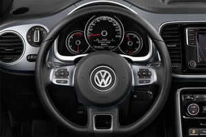 VW Beetle Cabrio SOUND Lenkrad