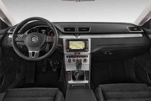 VW CC Armaturentafel