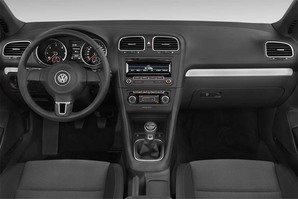 VW Golf Cabriolet Armaturentafel