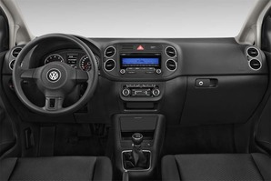 VW Golf Plus MATCH BlueMotion Technology Armaturentafel