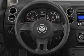 VW Golf Plus MATCH BlueMotion Technology Lenkrad