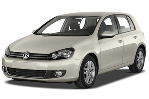VW Golf MATCH BlueMotion Technology schr�