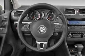 VW Golf 7 BlueMotion Lenkrad